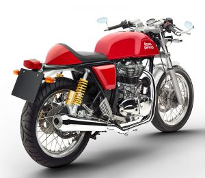 Rent Royal Enfield Continental GT
